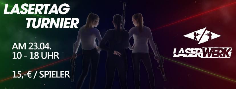 Lasertag(Lasergame) Oster Turnier Laserwerk