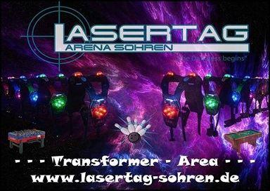 Lasertag Fun-Cup im Lasertag Sohren 4.0 am 23.04.2017