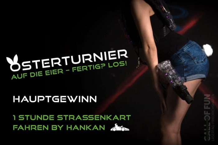 Call of Fun Osterturnier am 07.04.2017