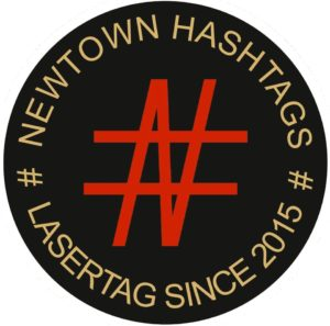 Logo des Lasertag Team Newtown Hastags