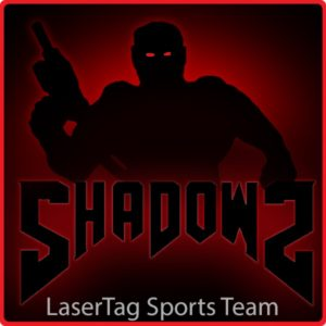 Logo des Lasertag Team Shadows