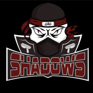 Logo des Lasertag Team Shadows ev