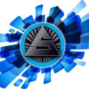 Logo des Lasertag Team sixth Sense