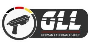 German Lasertag League Logo