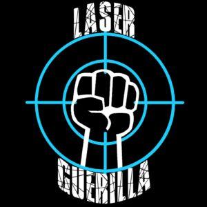 Logo des Lasertag Team Laser Guerilla