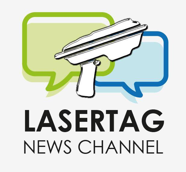 Lasertag News Channel Logo