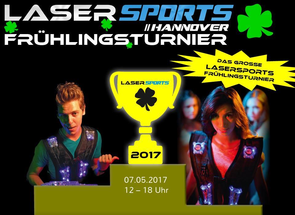 LaserSports-Frühlingsturnier 2017 7 Mai in Hannover