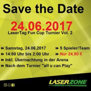 Laserzone Fun Cup