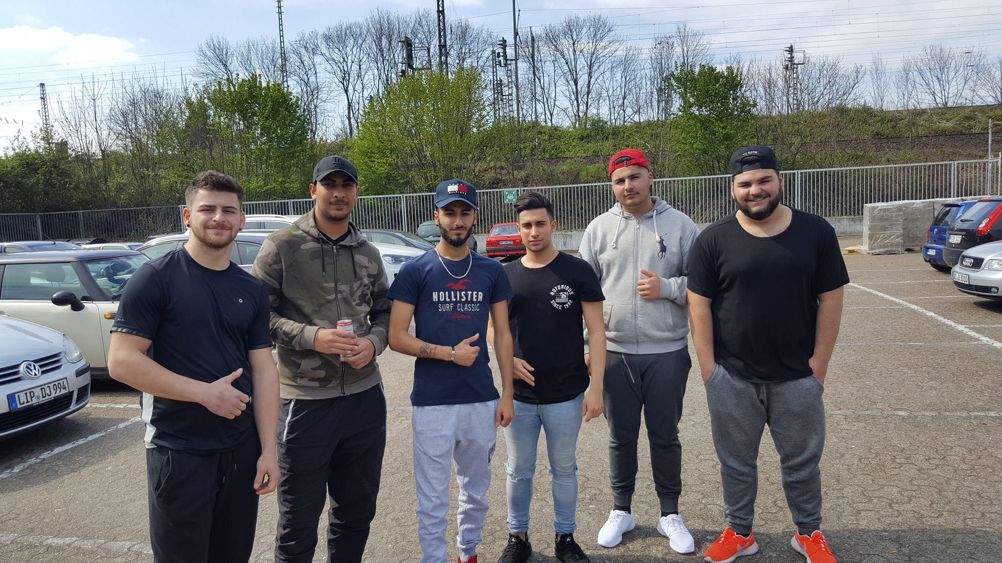 lasertag team prison break