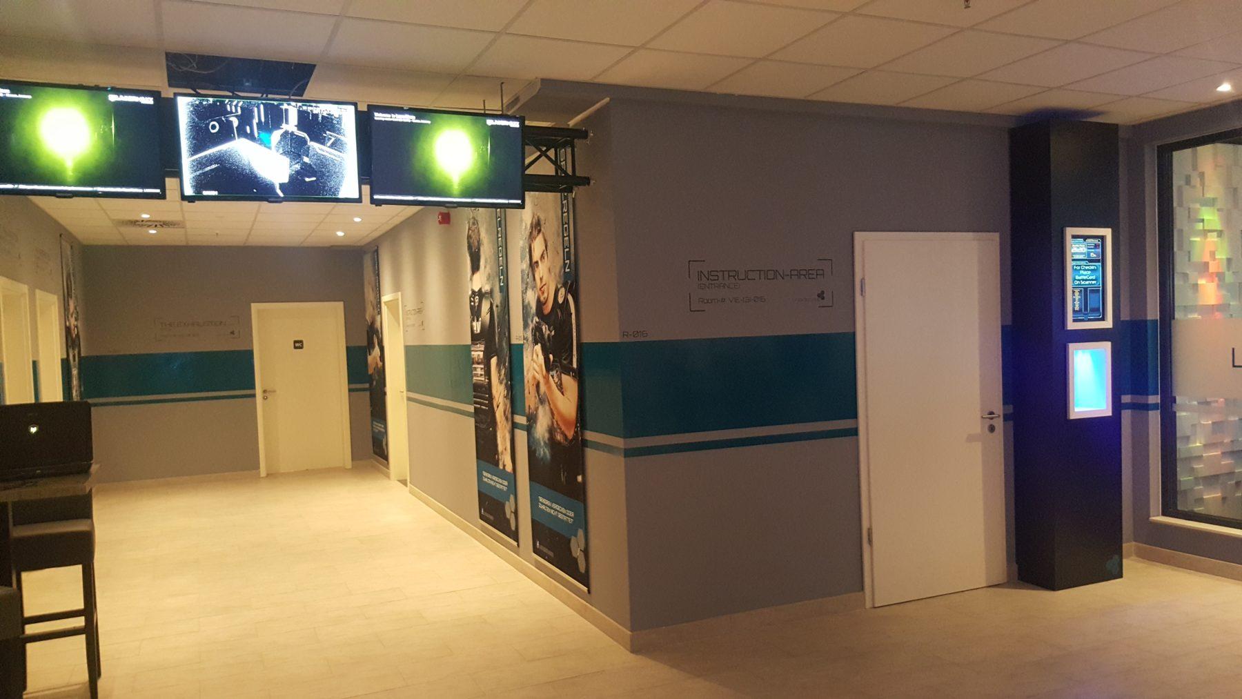 Lasertag Center Viersen