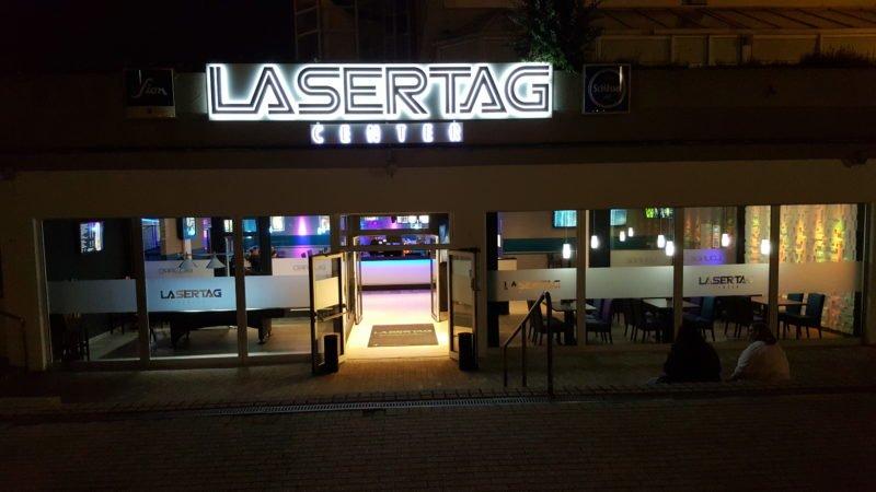 Lasertag Center Viersen - deinlasertag.de