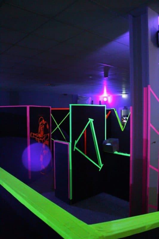 Lasertag Frankenberg