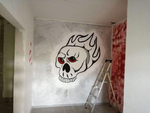 Lasertag Suhl Grafiti 1