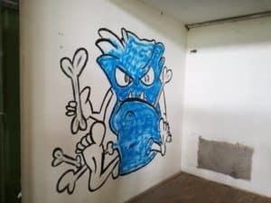 Lasertag Suhl Grafiti2
