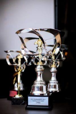 LTC Turnier Pokale