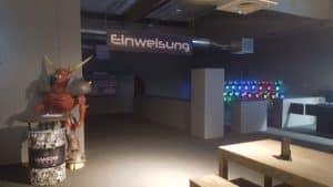Lasertag Arena Magdeburg Einweisung