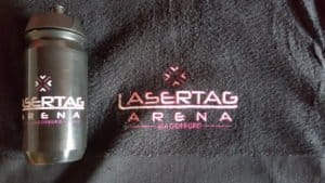 Lasertag Arena Magdeburg Extras