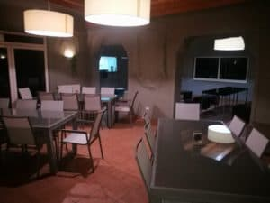 Lasertag Sinsheim Lounge