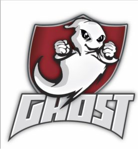 Ghost Lasertag Team Logo