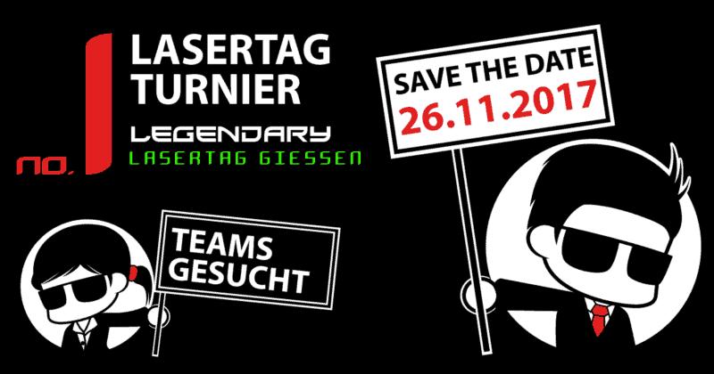 Lasertag Gießen Turnier