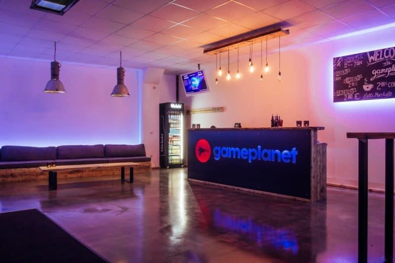 Lasertag Nordhausen Lounge