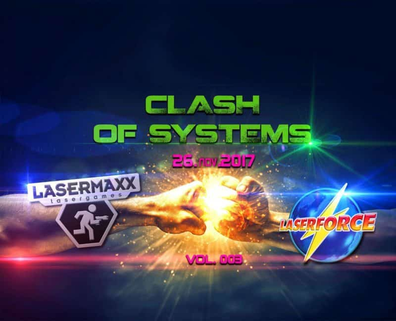 Lasertag Speyer Clash of Clans 3.0