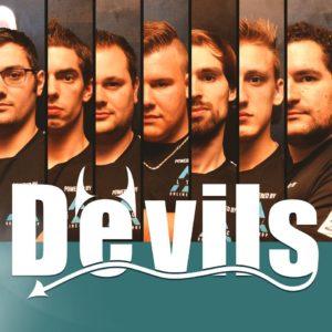 Logo des Lasertag Team Devils