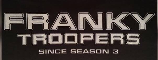 Logo des Lasertag Team Franky Troopers
