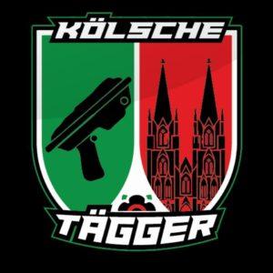 Logo des Lasertag Team Kölsche Tägger