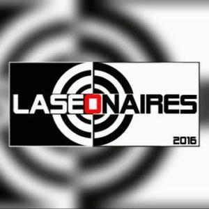 Logo des Lasertag Teams Laseonaires