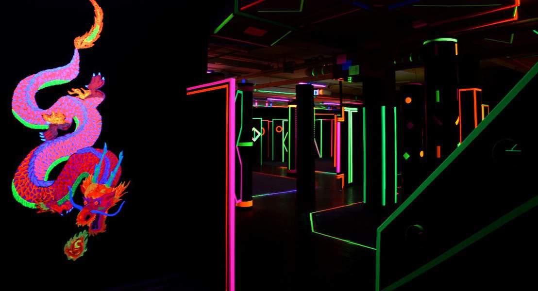 Lasertag Wetzlar Arena 2