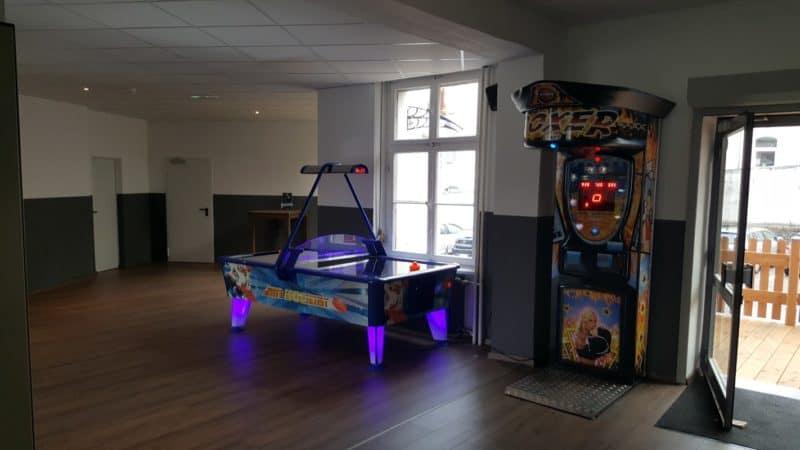 Laserplex Wuppertal Lounge